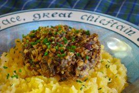 Janet Henderson's Vegetarian Haggis