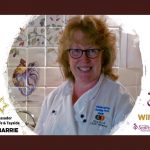 Wendy Barrie wins Thistle Regional Ambassador Award, Central, Fife & Tayside 2018/19