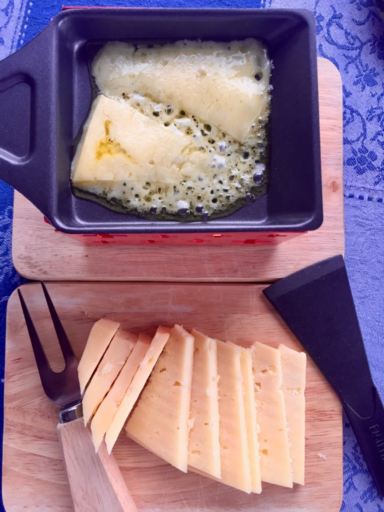 tomme-raclette