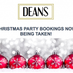 Christmas at Deans