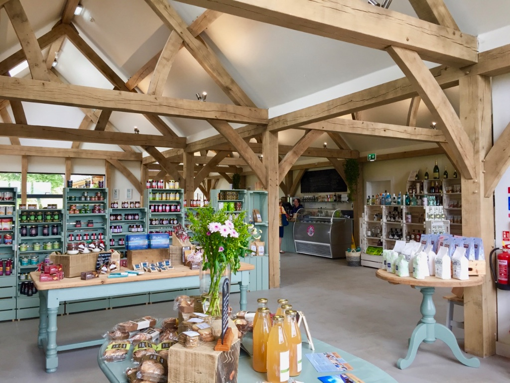 The Heron Farm Shop & Kitchen