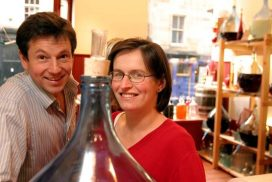 DEMIJOHN RE-LOCATES TO YORK WITH CHANGE IN DIRECTION FOR THE COMPANY