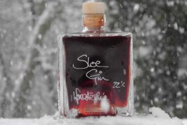 Demijohn News – Our Sloe Gin Wins!