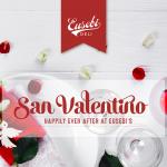 Valentine's at Eusebi