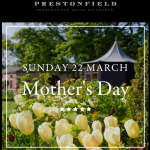 Celebrate Mother's Day with Afternoon Tea in The Stables at Prestonfield with Brass Band on SUNDAY 22 MARCH