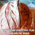 Orkney Sourdough available – lucky Orcadians:)