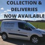 Blairmains Deliveries & gluten free update