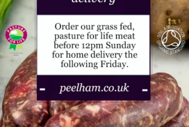 Peelham Farm for your BBQs