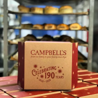 Campbell's Bakery at Comrie