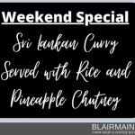 Blairmains Weekend Special