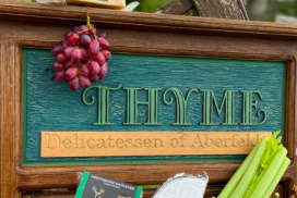 Errichel Good-to-go – Thyme Deli & also Eat Out to Help Out