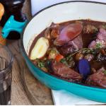 Bonjour! l'escargot bleu cooking for you