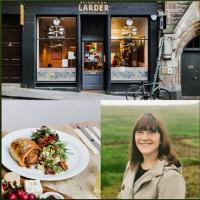 Edinburgh Larder – Deli and Licensed Cafe