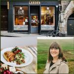 Edinburgh Larder opens its doors …