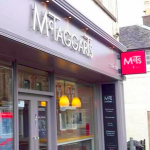 McTaggarts Open in Aberdour