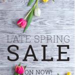 Walkers Late Spring Sale