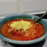 Thrifty Tomato Soup