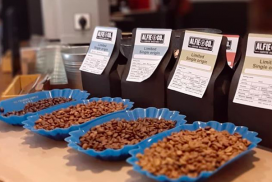 Alfie Coffee Co Competition