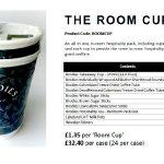Brodies Room Cup
