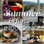 Summer is for Indulgence at Gleddoch