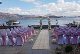 Lodge on Loch Lomond Wedding Venue – Aug 16th