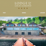 News Update from Lodge on Loch Lomond