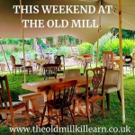 Old Mill Killearn Back-to-Business!
