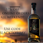 Special Offer this Weekend only on Orkney J Gow Rum