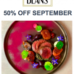 Deans September Offer