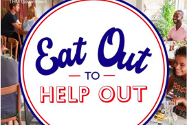 Gleddoch is part of the government's Eat Out to Help Out scheme