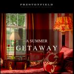 Book a Summer Getaway at Prestonfield