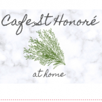Latest Menus from Cafe St Honore