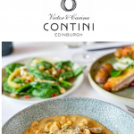 All of you lovely people are keeping us in the sunshine. Thank you from Contini