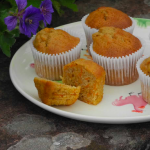 Carrot Cake Muffins with Demijohn