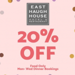 Special September offer from East Haugh