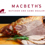15% off Leg of Lamb Products at Macbeths