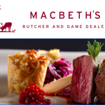 Make it St Andrews Day with highland lamb from Macbeths
