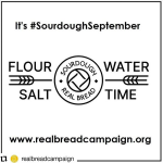 It's Sourdough September so be ready with your Scotland The Bread Flour & get baking bread!