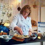 Shetland Air Dried Salt Cod Bake