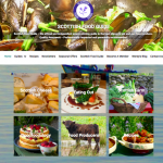 Re-launched website for Scottish Food Guide & Women in Tourism Award
