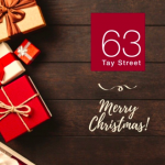 Christmas Gift Vouchers from 63 Tay St