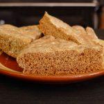 Orkney Bere Spiced Bannocks