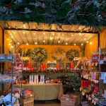 THE FESTIVE SEASON IS ALMOST UPON US at the Brand Family, East Fortune Farm