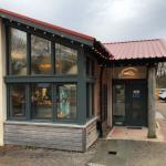The Milk Hoose Café at Cambus O'May