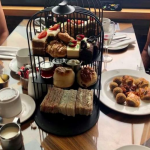 Afternoon Tea @ Lodge on Loch Lomond