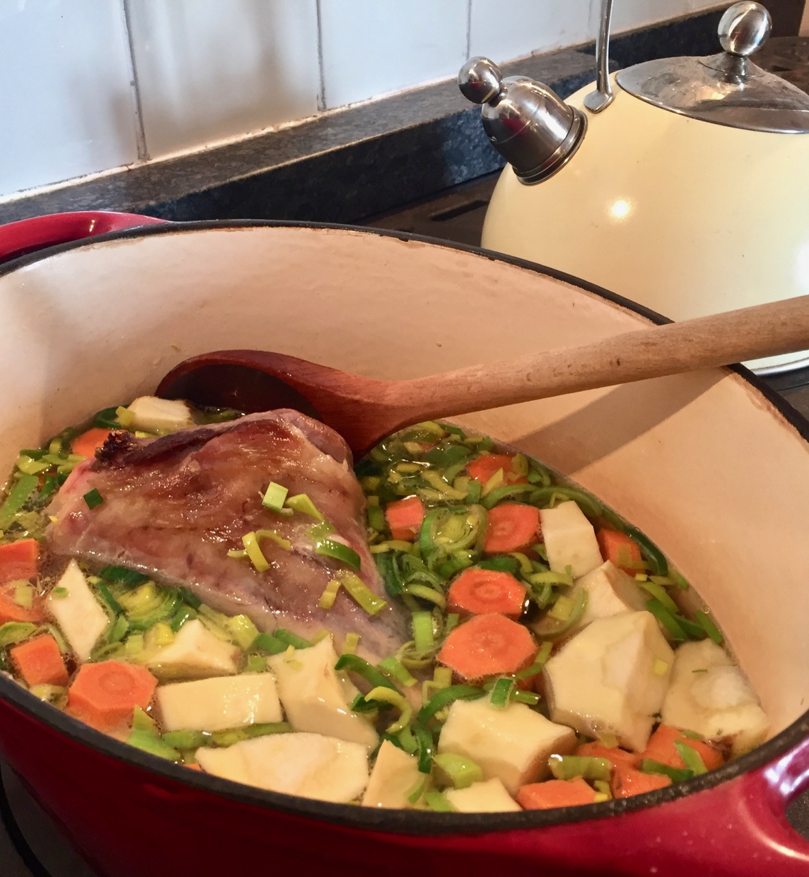Slow Cooked Orkney Boreray