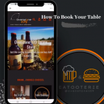 Booking a table at our Eatooterie is easy peasy