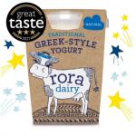 RORA YOGURT GETS TOP MARKS AT THE GREAT TASTE AWARDS